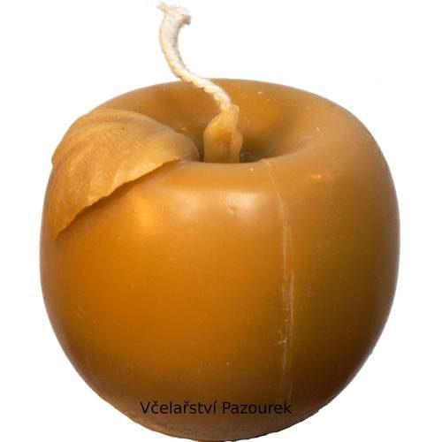 Svíčka jablko