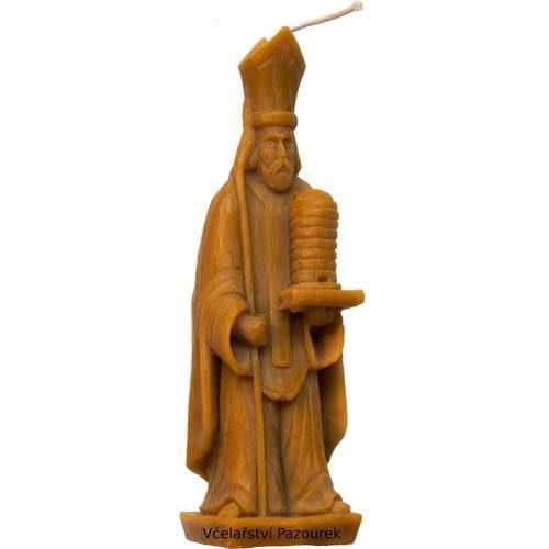 Svíčka svatý ambrož B