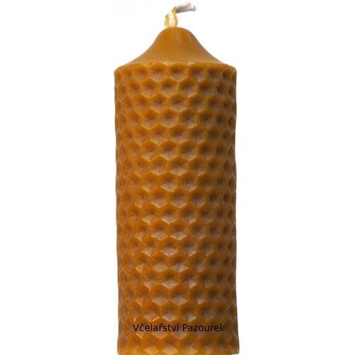 Svíčka včelí plástev