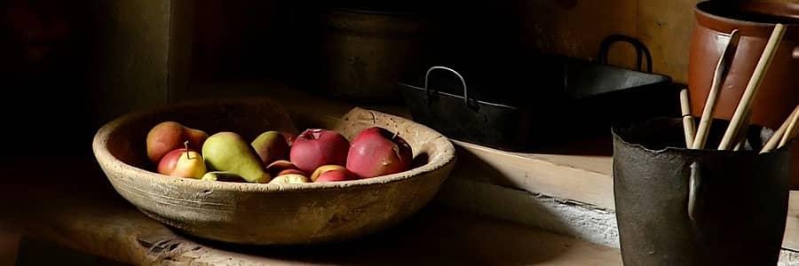 Staré odrůdy jabloní, hrušní, švestek a rynglí
